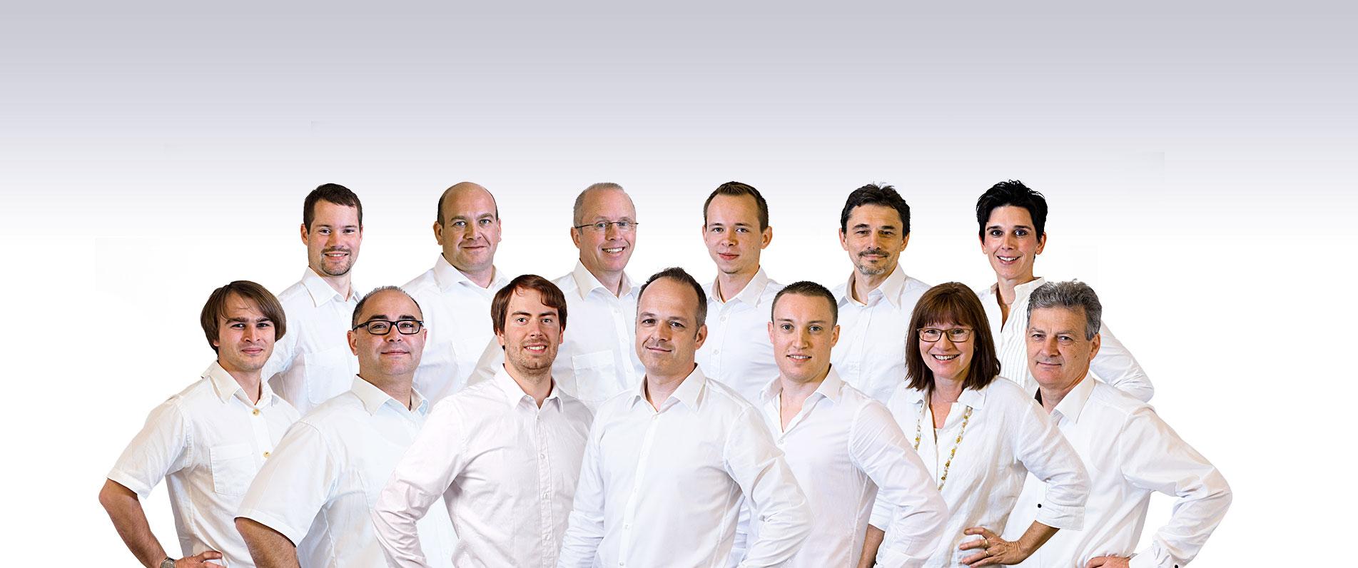 Das Team von Armbruster & Jäger